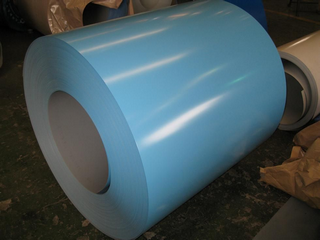 Colour Prepainted Galvanized Steel Coil