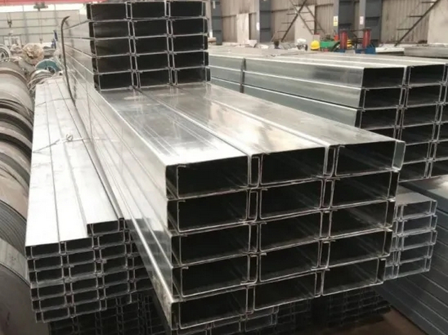 Hight Quality Galvanized Steel Roof Purlin