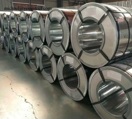 Electro Galvanized Steel Sheets